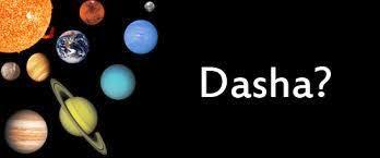 Interpretation of Vimshottari Dasha